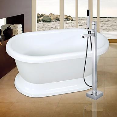 Zeitgenossisch Art Deco Retro Modern Badewanne Dusche Breite