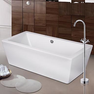 Zeitgenossisch Art Deco Retro Modern Badewanne Dusche